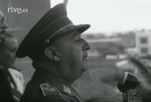 El día que Franco visitó Menorca
