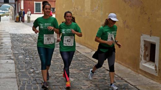 Imagen de la carrera disputada en Maó (Foto: Ferrán Herrera)