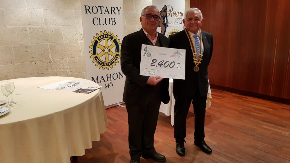 2.400 euros para el GOB Menorca.