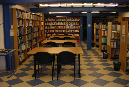 Biblioteca de la Fundació Rubió