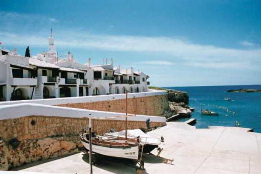 Poblado de pescadores de Binibeca (Foto: traveler.es)