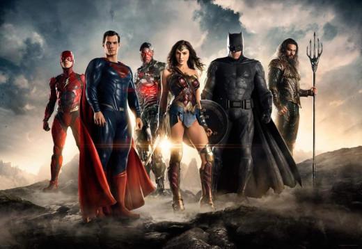 Liga de la Justicia es el estreno más destacado de la semana.