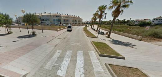Passeig Marítim de Ciutadella.