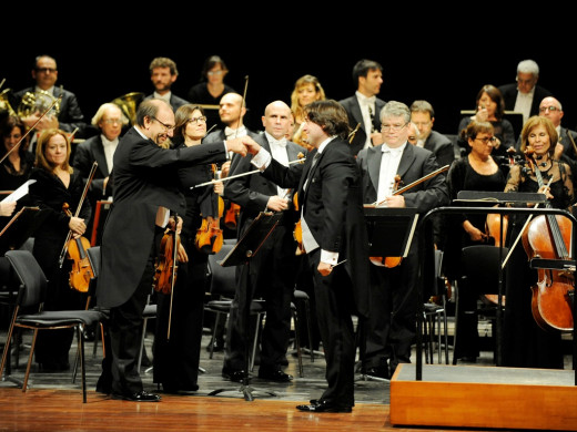 El Principal de Maó evoca a Rossini con un gran concierto