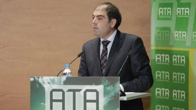 Lorenzo Amor, presidente de la Asociación de Trabajadores Autónomos.