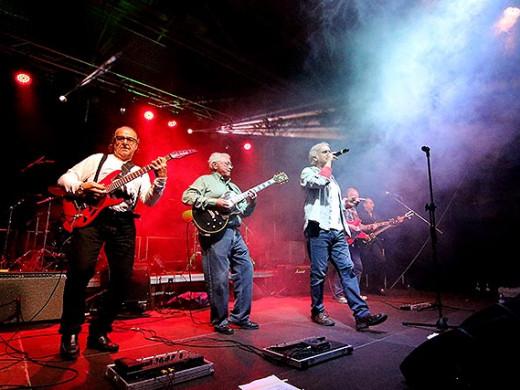 (Galería de fotos) Guiño al rock menorquín de los 80 y 90 en Maó