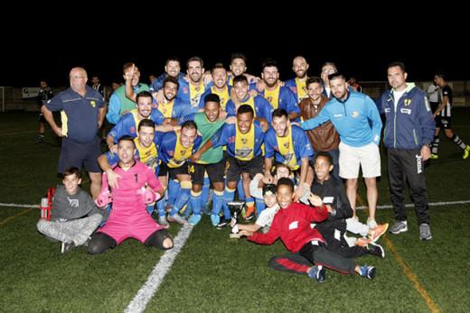 La UD Mahón ya se impuso en la final de la Supercopa (Foto: deportesmenorca.com)