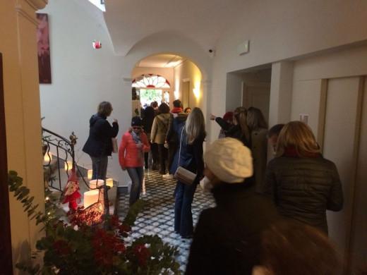 (Fotos) Una feria de Navidad que embruja
