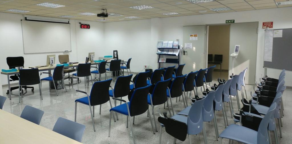 Hoy comienzan las pruebas de acceso a la Administración autonómica.