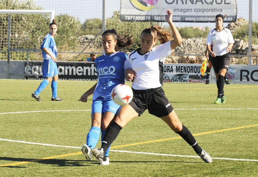 Balears ha premiado el buen trabajo de Paula y Lorena en el Sporting.