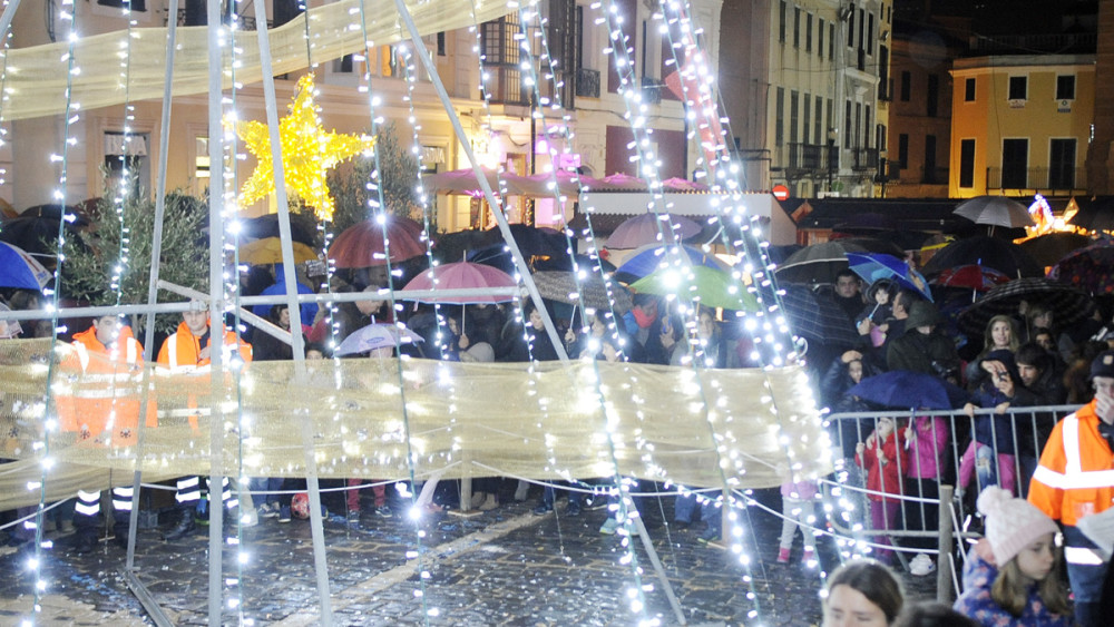 """Los """"llumets"""" de Nadal se encenderán el 6 de diciembre."""