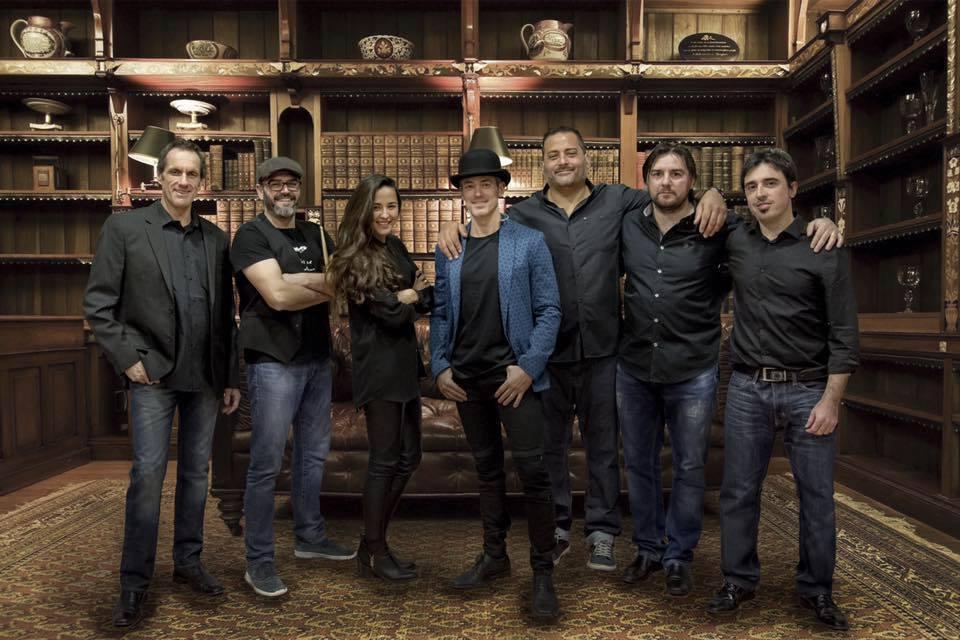 Imagen promocional del grupo.