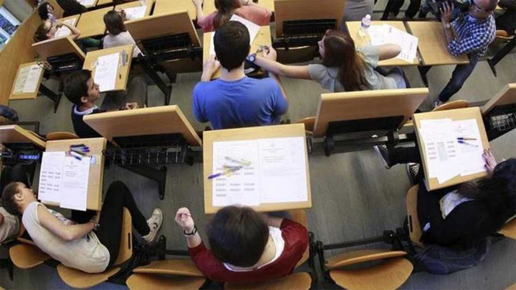 Alumnos de ESO en un aula (Foto: rtve.es)