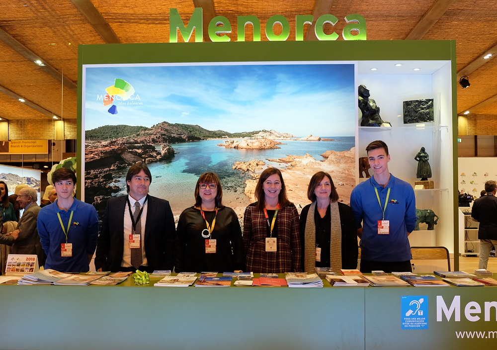 Menorca atisba en fitur otra gran temporada tur stica for Oficina turismo munich