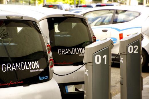 Algunas ciudades ya ofrecen alquiler eléctrico