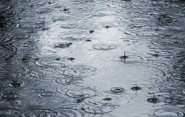 Las predicciones de Aemet anuncian lluvia a partir del mediodía