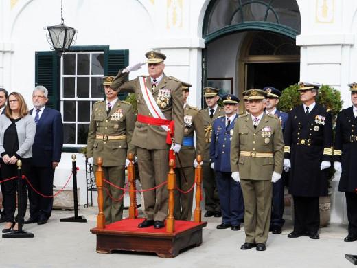 (Galería de fotos) Menorca celebra la tradicional Pascual Militar