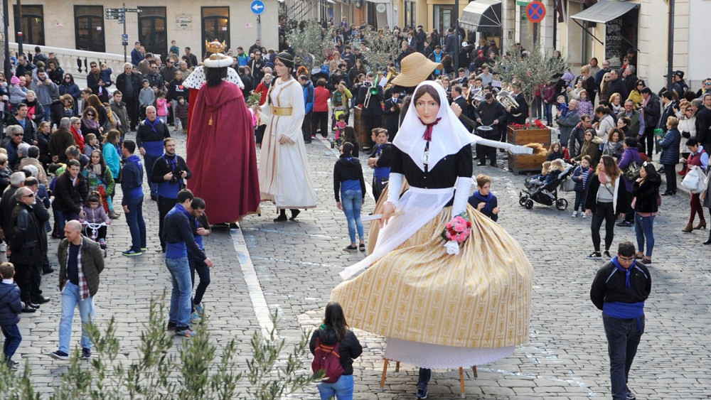 Sant Antoni se acerca.