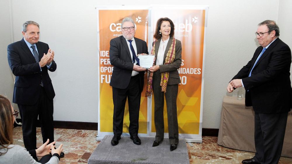 Carmen Planas y Joan Melis