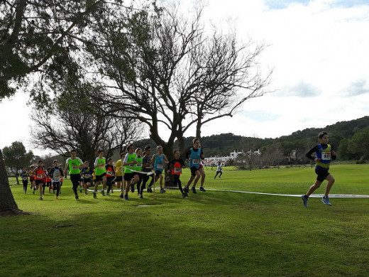 (Fotos) Son Parc corona a Josep Olives y Marina Bagur
