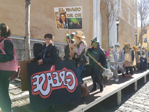 (Fotos) Diversión y disfraces en Maó
