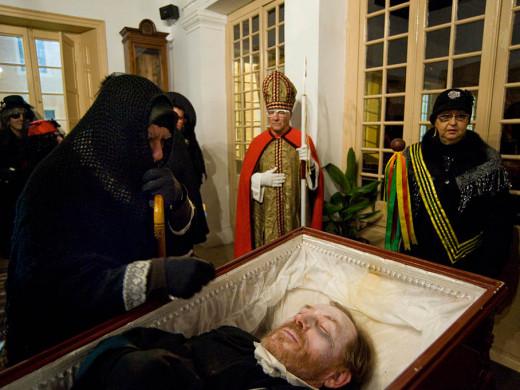 (Fotos) Camestortes y Bernat Figuerola mueren un año más