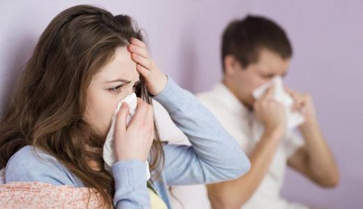 El 54% de los casos graves de gripe son hoimbres