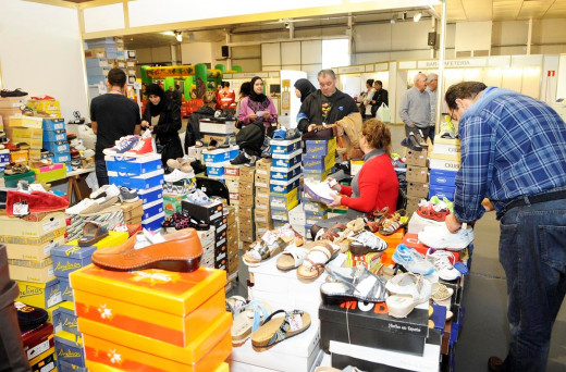 Imagen de archivo de la Feria de Stocks en Maó.
