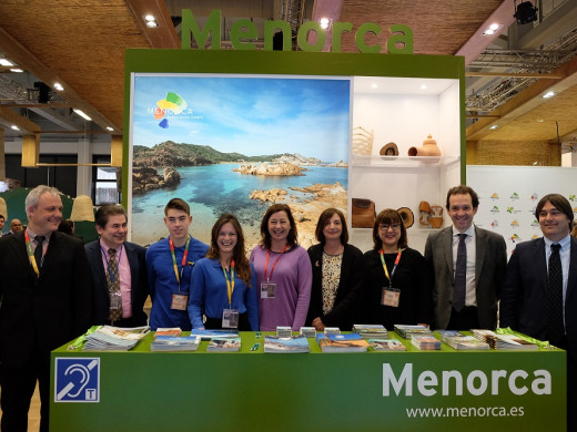 (Fotos) Menorca en la ITB: entre la bondad del paisaje, y la falta de conexiones