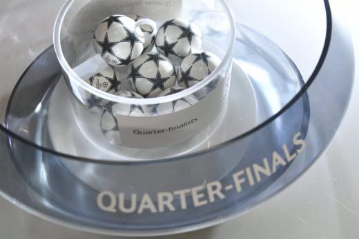 El sorteo de la Champions ha favorecido a los equipos españoles.