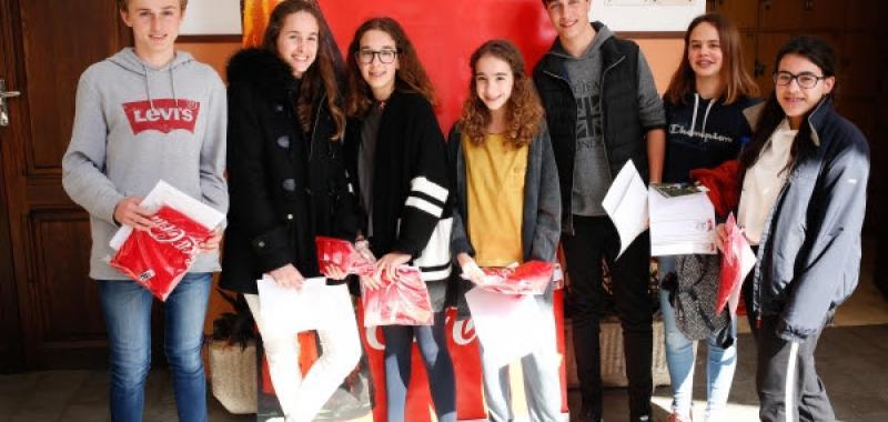 El concurso espara los alumnos de 2º de ESO.