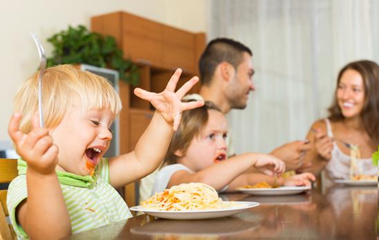 Obligar a comer es una enseñanza errónea