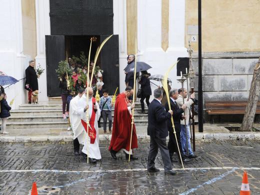 (Fotos) Arranca la Semana Santa
