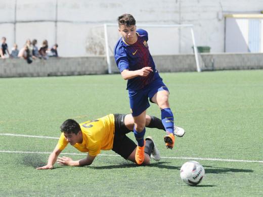 (Fotos) La Mecup avanza al ritmo del gol
