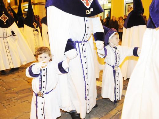 (Fotos) Cristo también muere en Menorca