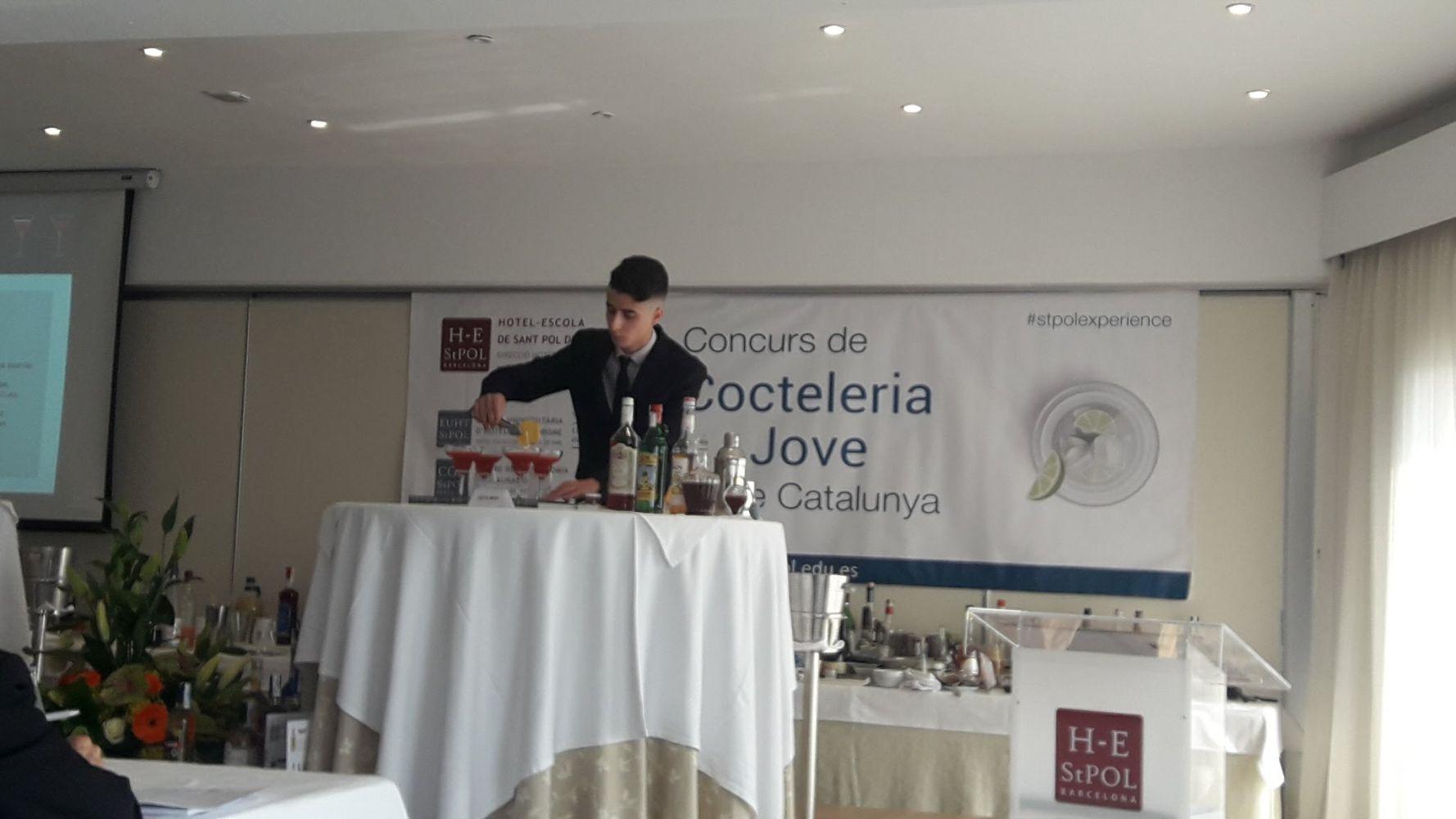 El joven David Torronteras se impuso con un combinado a partir de Gin Xoriguer.