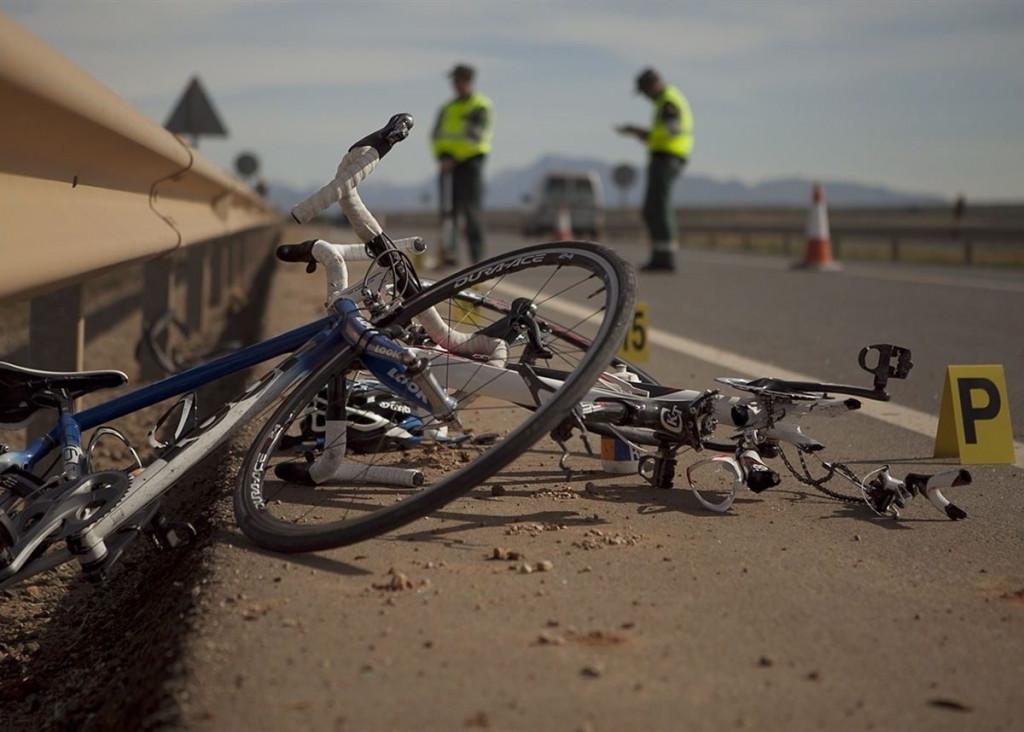 Las carreteras de las Islas registraron casi 1.500 accidentes con ciclistas en los últimos cinco años.