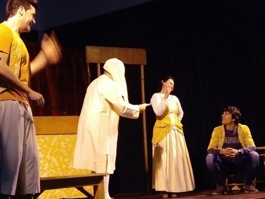(Fotos) Alaior vive el teatro