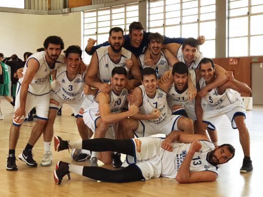 (Fotos) El Bàsquet Menorca hace historia