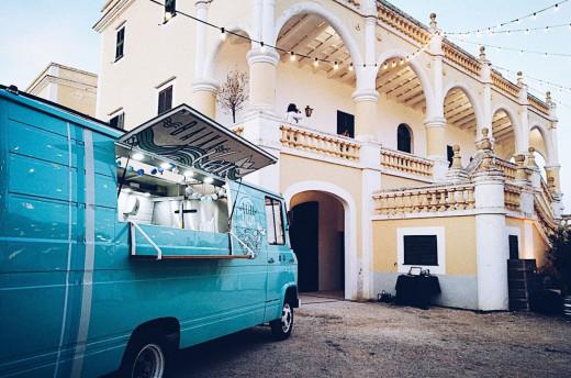 Maite Vilamalla cocina desde su furgoneta