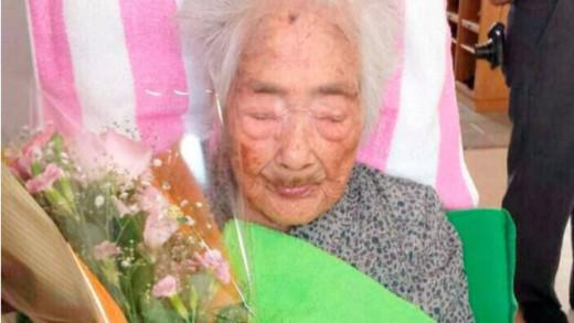 Nabi Tajina se había convertido en la persona más vieja del mundo.