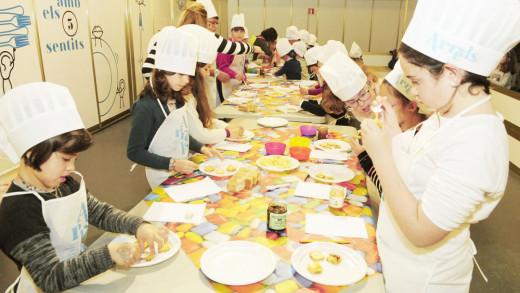 La feria contó con actividades para los más pequeños (Foto: Tolo Mercadal)