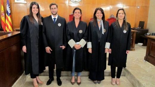 Sonia Carretero se incorporará al Juzgado de Primera Instancia e Instrucción número 1 de Maó.