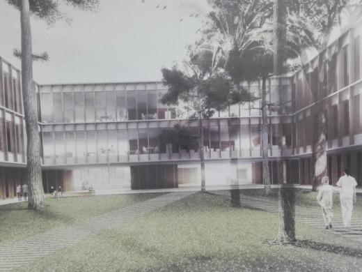 Así será la nueva residencia geriátrica de Maó