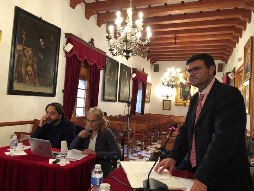 Llorenç Cardona tomó posesión como nuevo regidor electo del Ayuntamiento de Alaior.