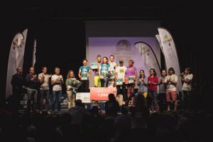 Imagen de los podios finales (Foto: José Miguel Muñoz)