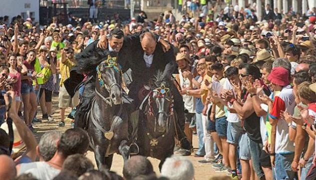 Imagen de los Jocs des Pla (Foto: Tolo Mercadal)