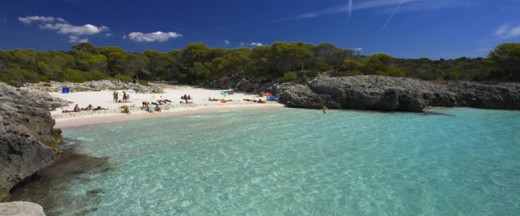 Playa de Es Talaier.