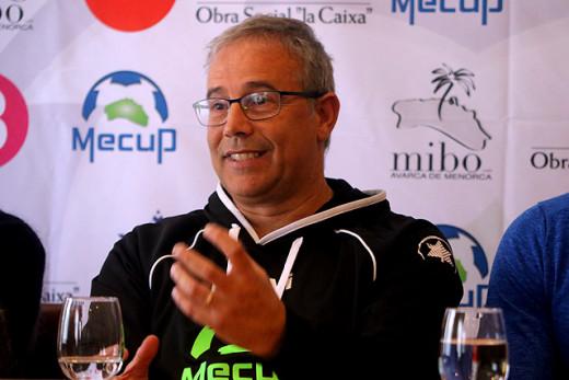 Tòbal Tudurí, en una imagen de archivo (Foto: deportesmenorca.com)