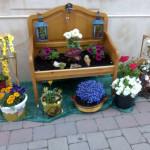 Ferreries mostró su mejor aspecto con miles de flores. (Fotos: T.M.)